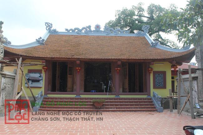 Đình Vĩnh Chân Phú Thọ