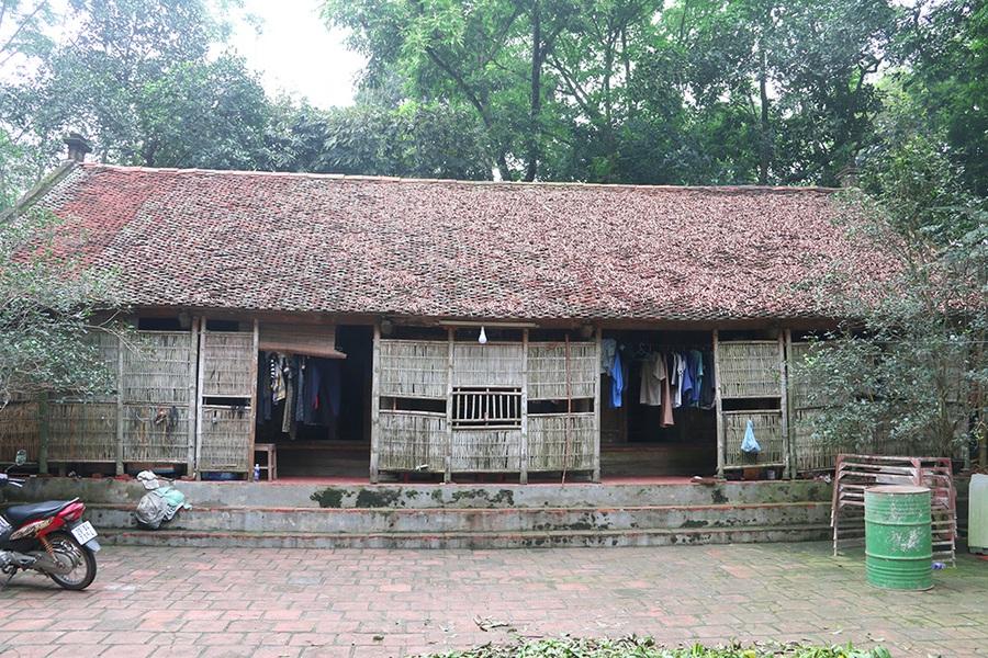 Ngôi nhà hơn 200 tuổi đặc trưng Bắc Bộ hiếm có ở Hà Nộ